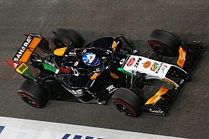 Alex Lynn and Jolyon Palmer impress on F1 test debuts