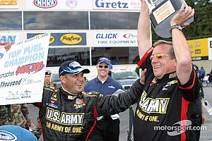 NHRA Breaking news NHRA championship team owner Don Schumacher at home, on road to recovery