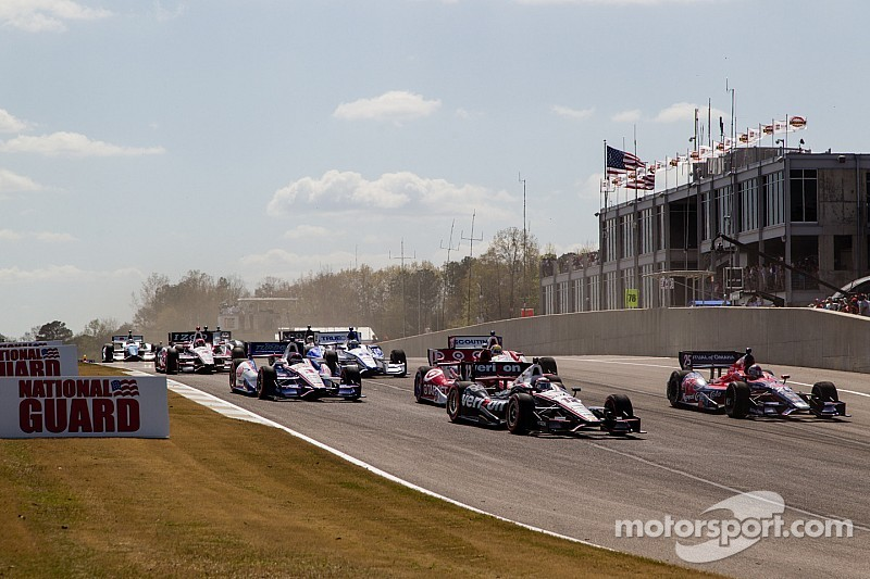 Three support series added to Indy Grand Prix of Louisiana