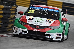Bennani continues WTCC adventure with Sébastien Loeb Racing