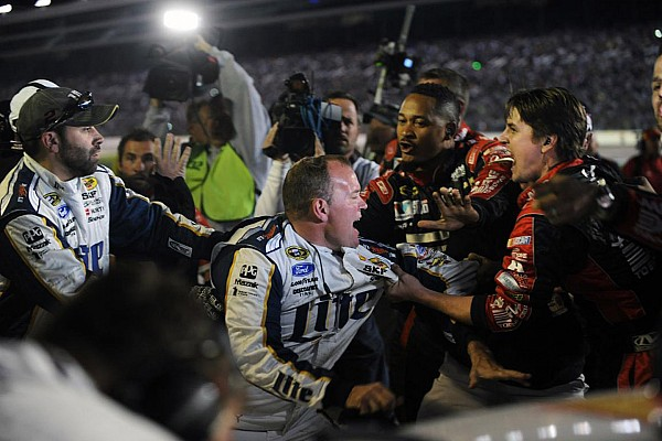 Top 20 moments of 2014, #4: NASCAR's new Chase works...too well