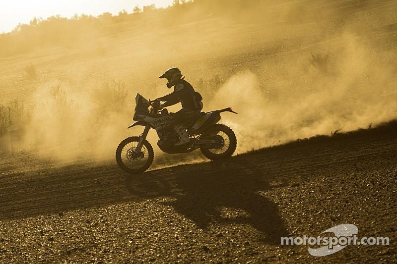 Yamaha Team is ready to commence the 2015 Dakar challenge