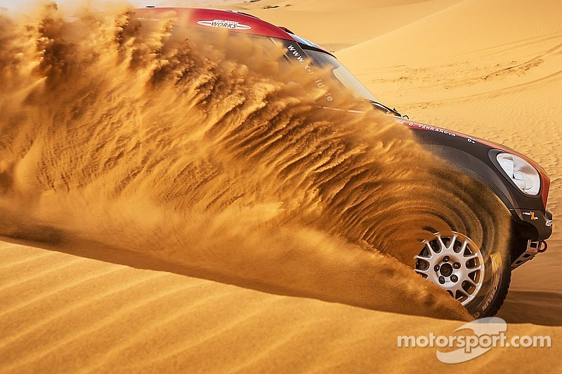 The road to Dakar glory, a vicious and deadly crusade