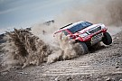 Dakar competitors recover from savage second day in third stage