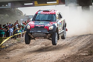 Al-Attiyah and Barreda push back as big names fall in fourth stage of Dakar