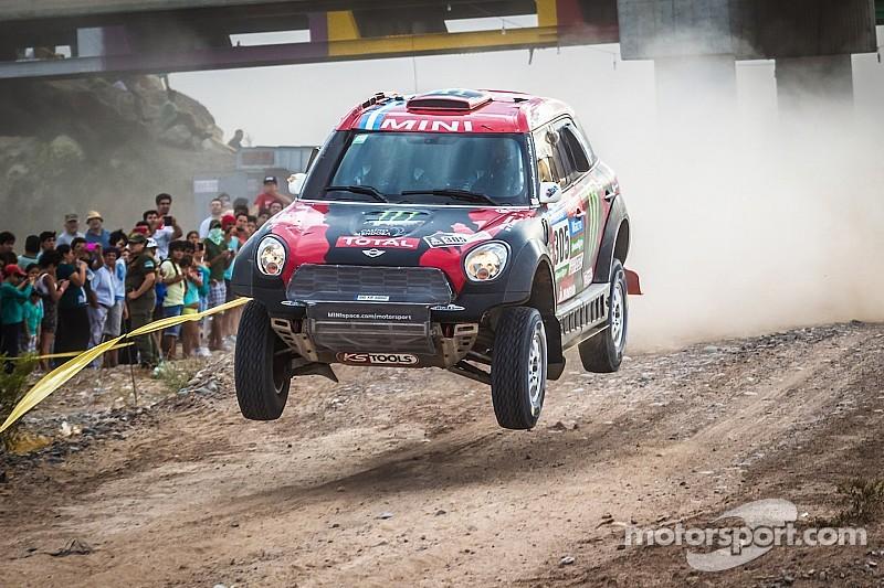 Al-Attiyah and Barreda push back as big names fall in fourth stage of Dakar