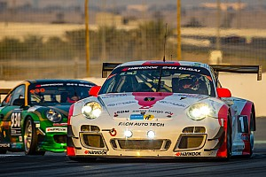 Endurance Qualifying report Martin Ragginger on pole for 24 Hours of Dubai