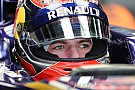 Verstappen passes theory driving test