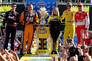 2015 NASCAR Sprint Cup championship odds