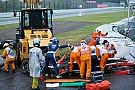 Bianchi crash means earlier races for 2015 hosts