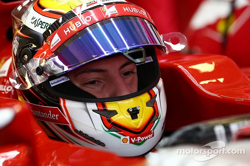 Ferrari juniors Marciello and Fuoco sign new deals