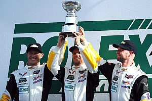 TUSC Commentary Jan Magnussen: What winning Daytona means to me