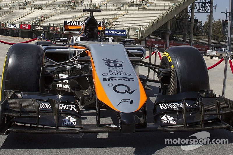 Force India denies reports of financial issues