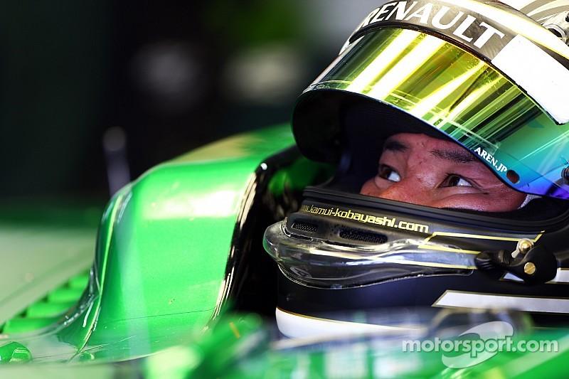 Kobayashi joins Toyota in Super Formula