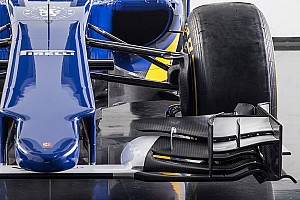 Sauber C34-Ferrari, what's new?