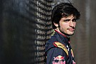 I'm not setting any targets, says Sainz