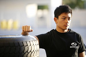 GP2 Breaking news Rio Haryanto completes Campos Racing line-up