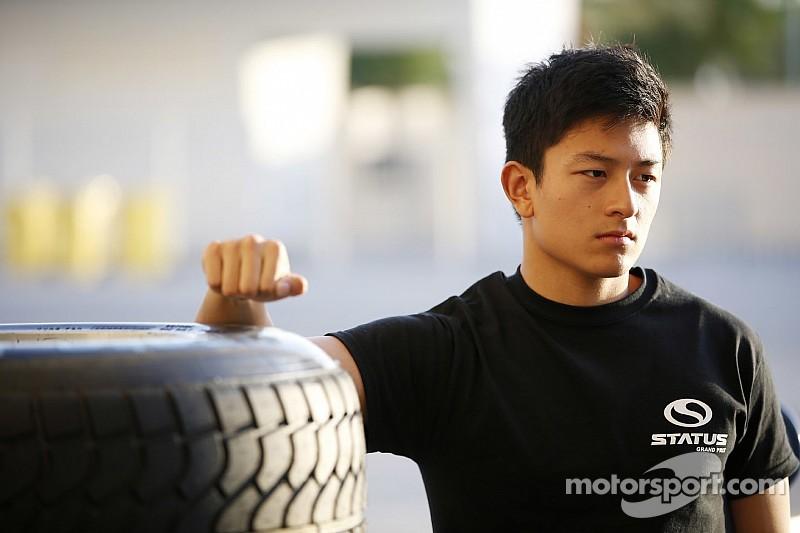 Rio Haryanto completes Campos Racing line-up