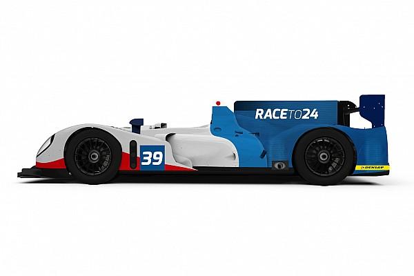 'Race to 24' programme to select Team SARD-Morand Morgan driver