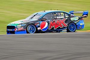 Winterbottom tops the charts for final V8 'SuperTest'