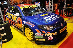 BTCC Interview 'From the moment I started, I wanted to be a factory driver' – Andrew Jordan
