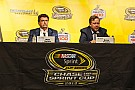 NASCAR promotes Mike Helton and Brent Dewar
