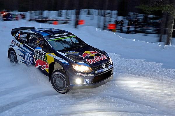 Ogier wins Rally Sweden as Mikkelsen spins on powerstage