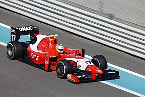 GP2 Breaking news Negrao stays on with Arden for 2015 GP2 season