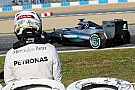 Reliability is a key word in Mercedes token strategy