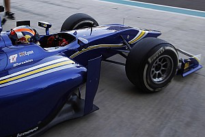 GP2 Breaking news GP3 champion Lynn enjoys prize DRS test in Bahrain