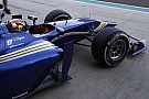 GP3 champion Lynn enjoys prize DRS test in Bahrain