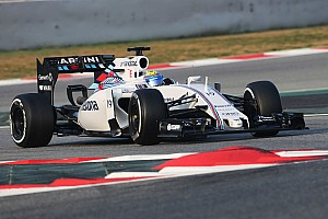 Formula 1 Breaking news Massa says new Williams stronger than FW36
