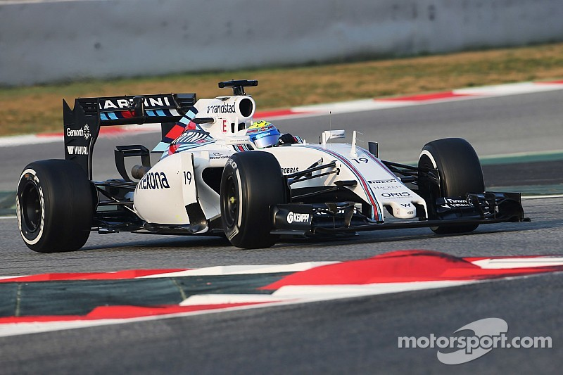 Massa says new Williams stronger than FW36