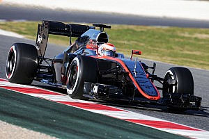 Formula 1 Testing report Another disappointing day for McLaren Honda at Barcelona