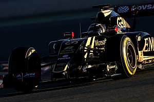 Formula 1 Testing report Barcelona Day 4 testing notebook: Grosjean on top as Alonso shunts