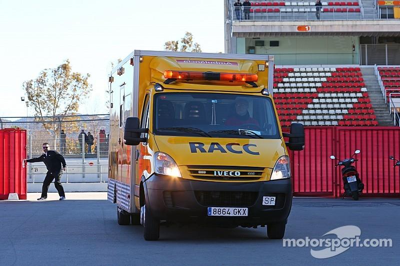 Dennis inició con la FIA revisión de accidente de Alonso