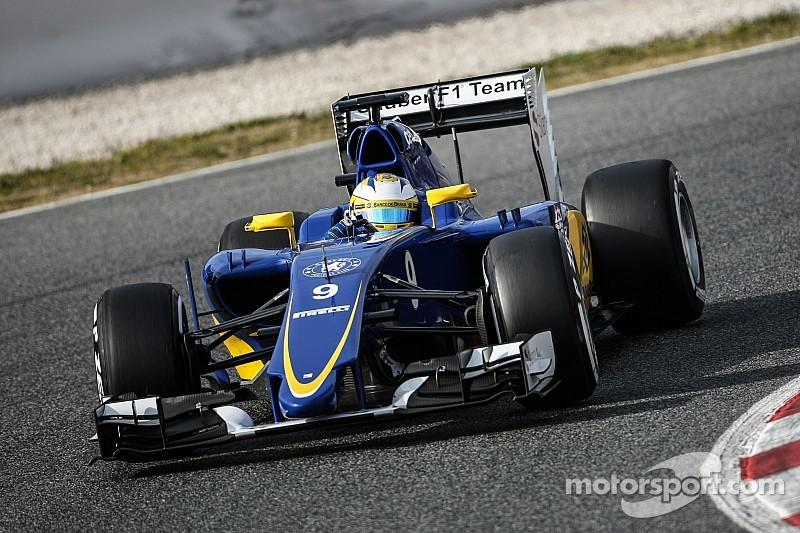 Marcus Ericsson, Piloto de Formula 1, em 2015 - motorsport.com