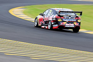 V8 Supercars Qualifying report Whincup takes double pole positions for season opening sprint races