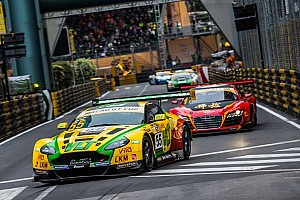 GT Breaking news GT Asia Series prepares for 12-race program in 2015