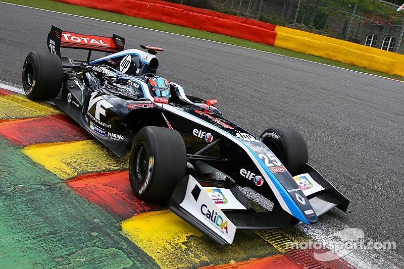 Tunjo, Pons part ways ahead of FR3.5 season