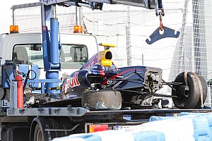 Formula 3.5 Breaking news Stoneman uninjured in Jerez test crash