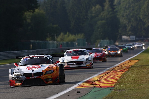 Increased grids for the 2015 Blancpain GT Series