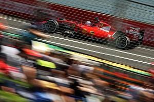 Formula 1 Breaking news Sebastian Vettel enjoys