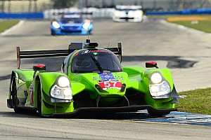 IMSA Qualifying report Krohn, ESM take front row in record-breaking Sebring qualifying session