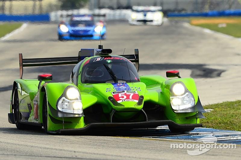Krohn, ESM take front row in record-breaking Sebring qualifying session