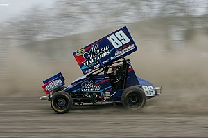 Rico Abreu wins wild FVP Western Spring Shootout at the Stockton Dirt Track