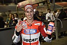 Dovizioso grabs shock pole position for Qatar MotoGP opener
