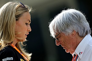 Ecclestone says Formula 1 is