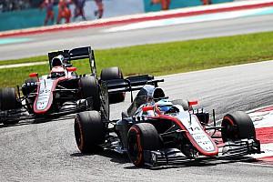 Formula 1 Race report Malaysian GP: A big disappointment for McLaren-Honda