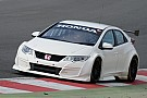 BTCC Honda Civic Type R breaks cover at Brands Hatch